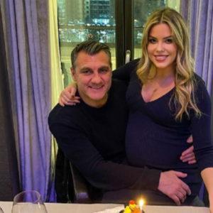 Costanza Caracciolo e Bobo Vieri: seconda figlia nascerà ad aprile