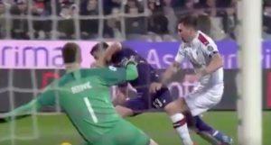 Fiorentina-Milan 1-1, la partita degli ex: Rebic segna, Cutrone si guadagna il rigore del pareggio