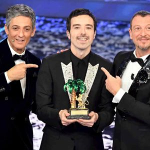 Diodato vince il Festival di Sanremo 2020. Ma Gabbani era primo al televoto. Come Mahmood e Ultimo...
