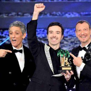 Sanremo, Diodato trionfa anche su YouTube: il più ascoltato con Elettra Lamborghini e Achille Lauro
