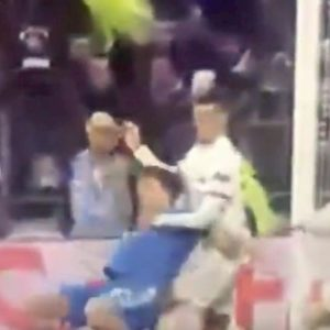 Lione-Juventus, rigore: Cristiano Ronaldo, Dybala, niente per arbitro