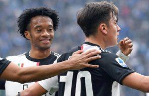 Serie A, la Juventus batte il Brescia e torna in vetta. Dybala show, Chiellini è tornato