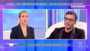 """Pomeriggio 5, l'ex di Elena Morali: """"Sta male. Poi con Favoloso finirà come Sara Tommasi"""""""