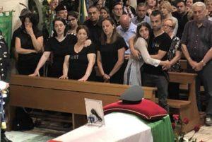 Emanuele Anzini, la commovente lettera della figlia del carabiniere ucciso