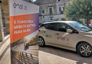 Enel X per rivoluzione mobilità elettrica: firmati accordi con agenzie Ue