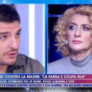 """Live Non è la d'Urso, Luigi Mario Favoloso: """"I lividi di Nina Moric? Sono una microliposuzione"""""""