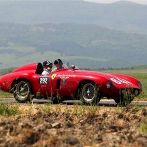 """Marzio Carrara al """"Ferrari Tribute To Mille Miglia"""""""