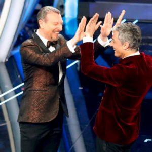 "Sanremo 2020, Fiorello ad Amadeus: ""52%, bravo. Vai col Pd"""
