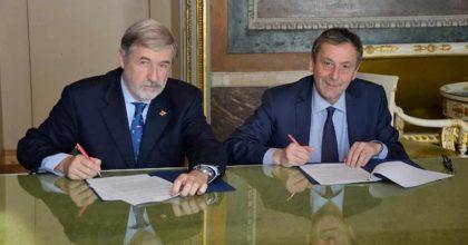 Torino soccorre Genova: dalla Fondazione San Paolo di Francesco Profumo solidarietà e milioni