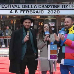Franesco Facchinetti: Gessica Notaro a Sanremo? Nel 2019...