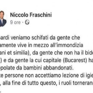 Fraschini, Facebook