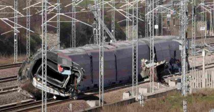 Frecciarossa deragliato a Lodi, e gli altri treni... Pino Nicotri: diario di un viaggio assurdo