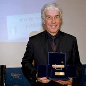 Panchina d'oro a Gasperini, premio speciale per Mihajlovic