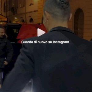 Georgina Rodriguez, festa a sorpresa per Cristiano Ronaldo e auto in regalo