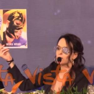 Gessica Notaro contro Junior Cally al Festival di Sanremo