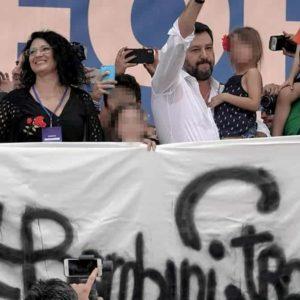 Sara De Ceglia, mamma di Pontida (della piccola Greta) e la raccolta fondi su Alessio Feniello