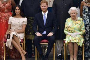 """Harry e Meghan Markle non potranno più usare il marchio """"Royal Sussex"""". La decisione della Regina"""