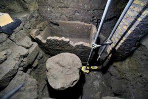 sarcofago romolo foro romano