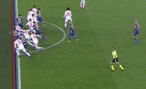 Verona-Juventus, gol Kumbulla annullato dal VAR. Ecco perché