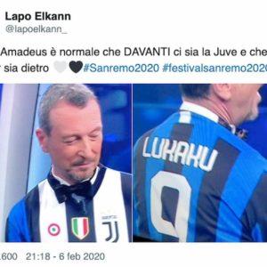 "Lapo Elkann: ""Siparietto Amadeus-Georgina? Normale che Inter sia dietro a Juventus"""