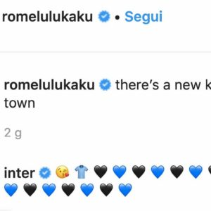 "Inter, Lukaku risponde a Ibrahimovic: ""C'è un nuovo re in città"""