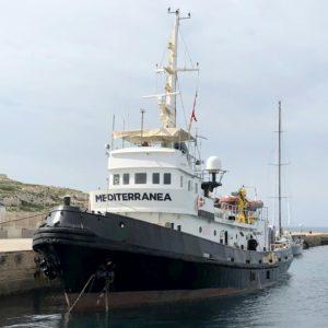 Migranti, il tribunale di Palermo ordina il dissequestro della nave Mare Jonio