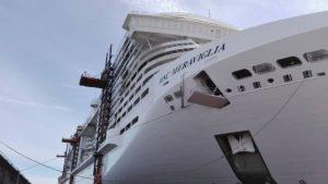Coronavirus, nave da crociera italiana Msc Meraviglia respinta da due porti ai Caraibi