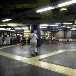 Roma, guasto sulla metro B: forti rallentamenti, disagi per i passeggeri
