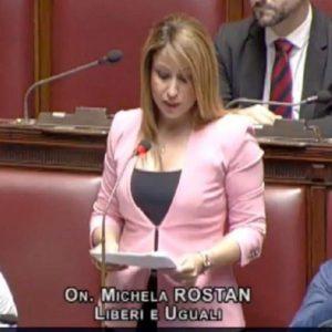 "Michela Rostan lascia Leu per Italia Viva: ""Troppi bocconi amari"". E Renzi guadagna una deputata"
