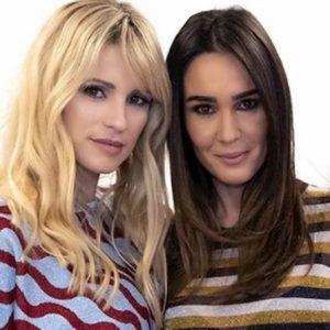 """Michelle Hunziker, la dedica a Silvia Toffanin: """"Sei come una sorella"""""""