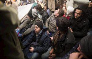 migranti turchia ansa