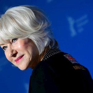 """Helen Mirren alla Berlinale ricorda il film di Tinto Brass: """"Fu uno choc"""" VIDEO"""