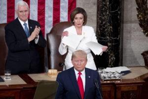 Nancy Pelosi: Trump dice bugie. Presidente Usa: lei è orribile
