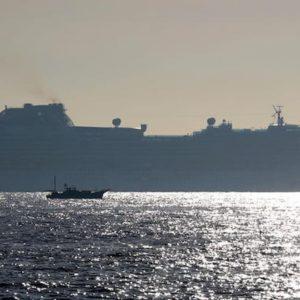 Coronavirus, nave da crociera a Hong Kong: 30 passeggeri con sintomi sospetti