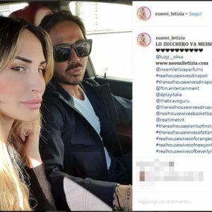 """Noemi Letizia, il suo nuovo amore è Luigi Oliva, l'ex di Pamela Prati: """"Mi ha preso il cuore"""""""