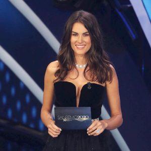 """Sanremo, Francesca Sofia Novello: """"Valentino Rossi mi ha mandato un messaggio, ecco cosa mi ha scritto"""""""