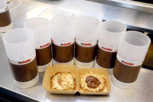 Pane e Nutella da McDonald's: arriva il McCrunchy Bread