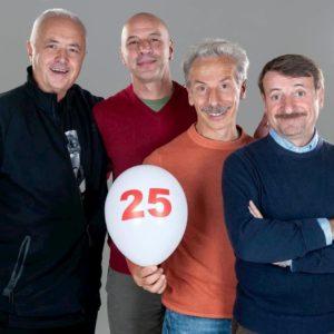 Paolo Guerra è morto, era il produttore dei film di Aldo Giovanni e Giacomo