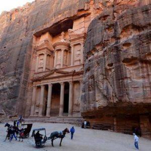 Giordania, turista italiano ucciso dalla caduta di alcuni massi