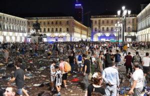 Piazza San Carlo a Torino, 9 a processo per disastro e omicidio colposo