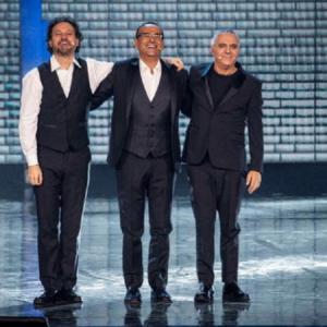 Panariello, Conti e Pieraccioni, lo show in onda venerdì su Rai1