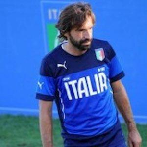 """Andrea Pirlo allenatore: """"Inizio a luglio. Antonio Conte è il migliore"""""""