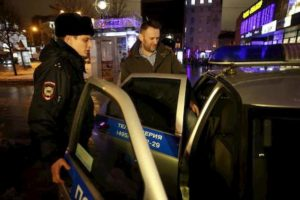 polizia russia ansa