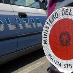 Polizia stradale, Ansa