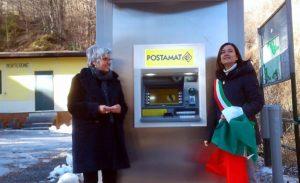 Morterone, Poste Italiane installa atm nel comune più piccolo d'Italia