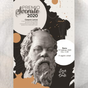 Premio Socrate per il merito 2020: il 19 febbraio la cerimonia a Roma