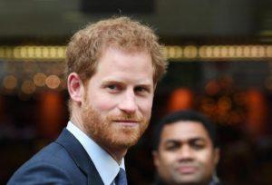 Principe Harry, Ansa