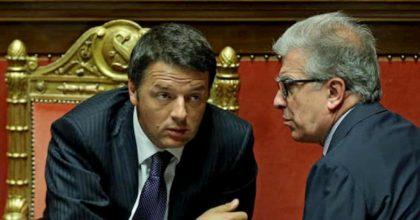 Matteo Renzi sbaglia tutto, gli 80 euro? per carità...Luigi Zanda su Iv e Governo