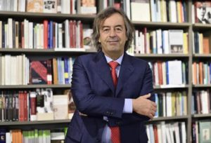 Roberto Burioni, Ansa