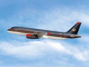 Coronavirus, la Royal Jordanian Airlines sospende i voli per Roma